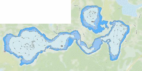 Rice Fishing Map - i-Boating App