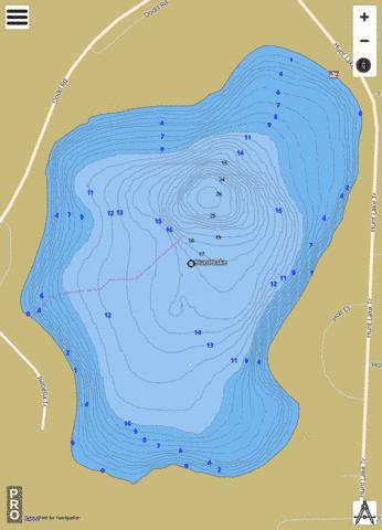 Hunt Fishing Map - i-Boating App