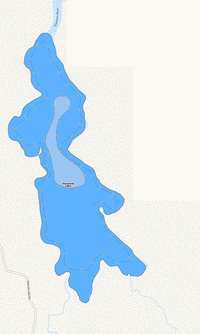 Shannon Fishing Map - i-Boating App