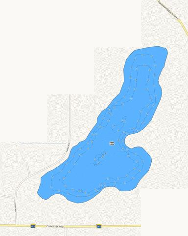 Geis Fishing Map - i-Boating App