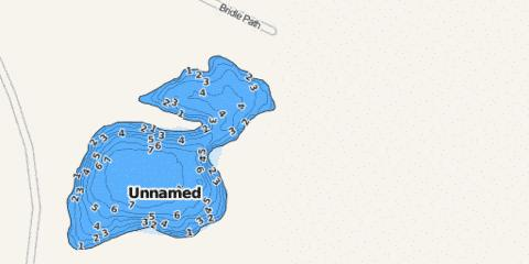 Unnamed Fishing Map - i-Boating App