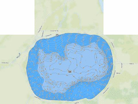 Pearl Fishing Map - i-Boating App