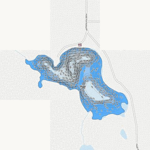 Nixon Fishing Map - i-Boating App