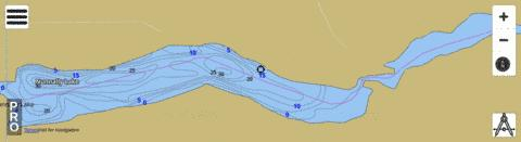 Fishing Map - i-Boating App