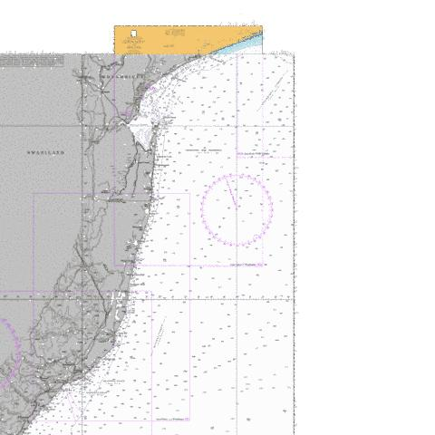 Jesser Point to Boa Paz Marine Chart - Nautical Charts App