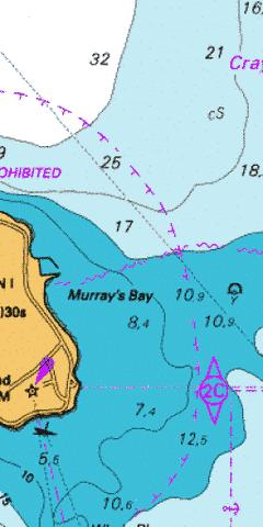 Murrays Bay Harbour Marine Chart - Nautical Charts App